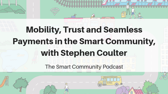 Smart City Podcast, Smart Community Podcast