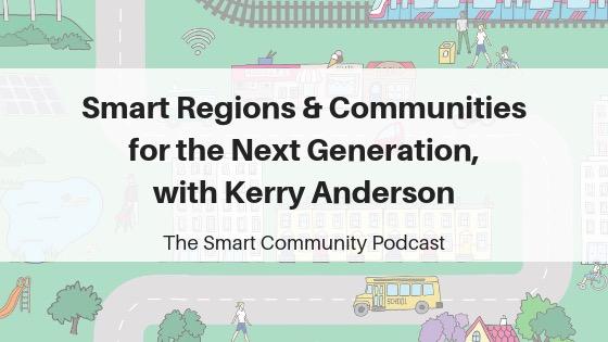 SmartCommunityPodcast_BlogTitleImage_Episode76 Kerry Anderson