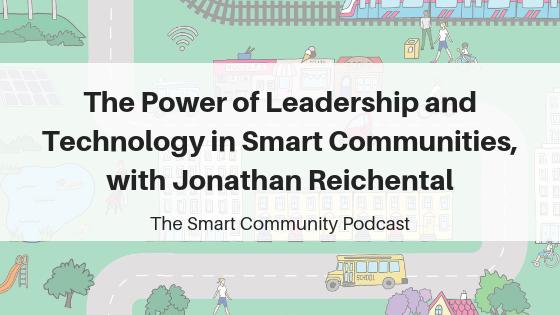 SmartCommunityPodcast_BlogTitleImage_Episode77 Jonathan Reichental