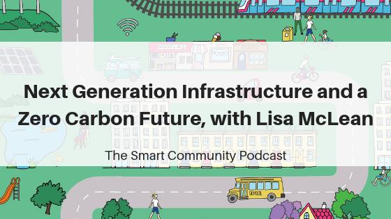 Episode105_LisaMcLean_SmartCommunityPodcast_BlogTitleImage