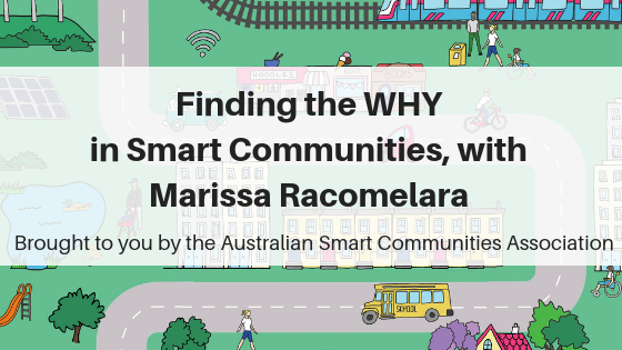 Episode125_MarissaRacomelara_SmartCommunityPodcast_BlogTitleImage