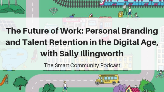 Episode133_SallyIllingworth_SmartCommunityPodcast_BlogTitleImage
